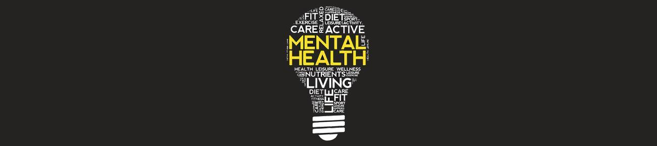 Counselling therapy online. Mental health counsellor in Glasgow and Sharjah. Clarity. Bulb made of words.